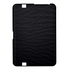 Black Pattern Sand Surface Texture Kindle Fire Hd 8 9