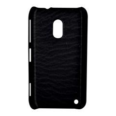 Black Pattern Sand Surface Texture Nokia Lumia 620