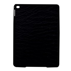 Black Pattern Sand Surface Texture Ipad Air 2 Hardshell Cases