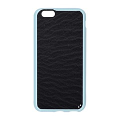 Black Pattern Sand Surface Texture Apple Seamless iPhone 6/6S Case (Color)
