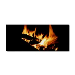 Bonfire Wood Night Hot Flame Heat Cosmetic Storage Cases
