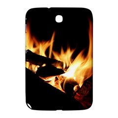 Bonfire Wood Night Hot Flame Heat Samsung Galaxy Note 8 0 N5100 Hardshell Case