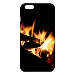 Bonfire Wood Night Hot Flame Heat Iphone 6 Plus/6s Plus Tpu Case