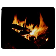 Bonfire Wood Night Hot Flame Heat Jigsaw Puzzle Photo Stand (rectangular)