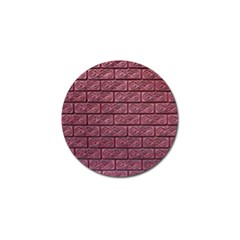 Brick Wall Brick Wall Golf Ball Marker (10 Pack)