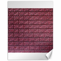 Brick Wall Brick Wall Canvas 12  x 16