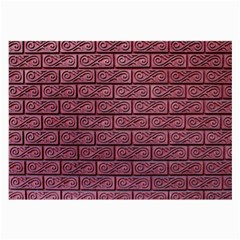 Brick Wall Brick Wall Large Glasses Cloth