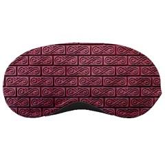 Brick Wall Brick Wall Sleeping Masks