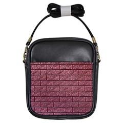 Brick Wall Brick Wall Girls Sling Bags