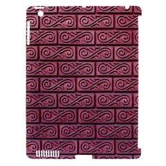 Brick Wall Brick Wall Apple Ipad 3/4 Hardshell Case (compatible With Smart Cover)