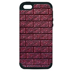 Brick Wall Brick Wall Apple Iphone 5 Hardshell Case (pc+silicone)