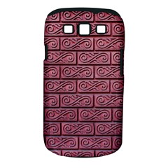Brick Wall Brick Wall Samsung Galaxy S Iii Classic Hardshell Case (pc+silicone)