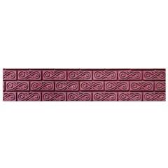 Brick Wall Brick Wall Flano Scarf (small)