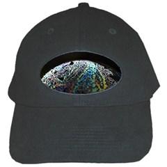 Bubble Iridescent Soap Bubble Black Cap