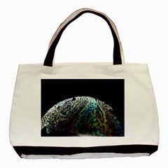 Bubble Iridescent Soap Bubble Basic Tote Bag (two Sides)