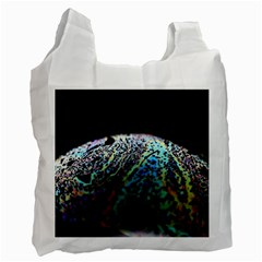 Bubble Iridescent Soap Bubble Recycle Bag (two Side)