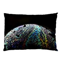 Bubble Iridescent Soap Bubble Pillow Case (two Sides)