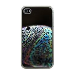 Bubble Iridescent Soap Bubble Apple Iphone 4 Case (clear)
