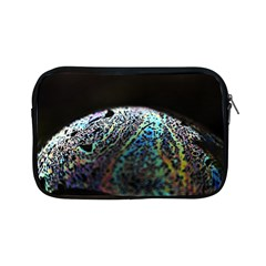 Bubble Iridescent Soap Bubble Apple iPad Mini Zipper Cases