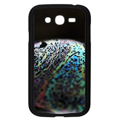 Bubble Iridescent Soap Bubble Samsung Galaxy Grand Duos I9082 Case (black)