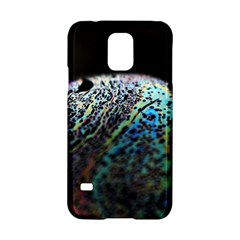 Bubble Iridescent Soap Bubble Samsung Galaxy S5 Hardshell Case