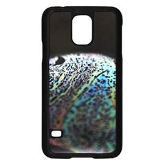 Bubble Iridescent Soap Bubble Samsung Galaxy S5 Case (black)