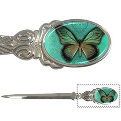 Butterfly Background Vintage Old Grunge Letter Openers
