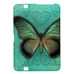 Butterfly Background Vintage Old Grunge Kindle Fire Hd 8 9
