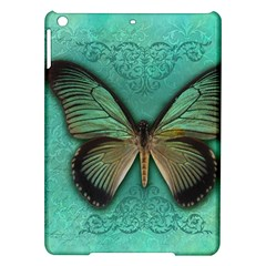 Butterfly Background Vintage Old Grunge Ipad Air Hardshell Cases