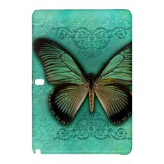 Butterfly Background Vintage Old Grunge Samsung Galaxy Tab Pro 10 1 Hardshell Case