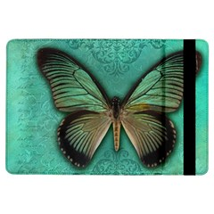 Butterfly Background Vintage Old Grunge Ipad Air Flip