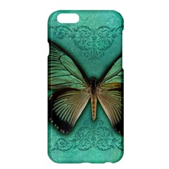 Butterfly Background Vintage Old Grunge Apple Iphone 6 Plus/6s Plus Hardshell Case