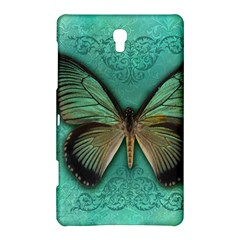 Butterfly Background Vintage Old Grunge Samsung Galaxy Tab S (8 4 ) Hardshell Case