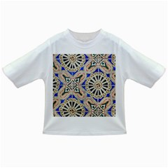 Ceramic Portugal Tiles Wall Infant/toddler T Shirts