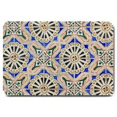 Ceramic Portugal Tiles Wall Large Doormat