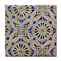 Ceramic Portugal Tiles Wall Face Towel