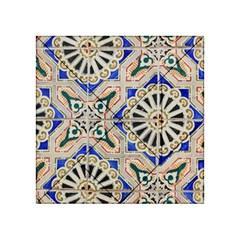Ceramic Portugal Tiles Wall Acrylic Tangram Puzzle (4  X 4 )