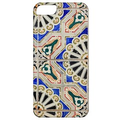 Ceramic Portugal Tiles Wall Apple Iphone 5 Classic Hardshell Case