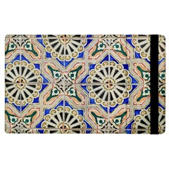 Ceramic Portugal Tiles Wall Apple Ipad 2 Flip Case