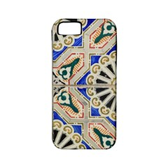Ceramic Portugal Tiles Wall Apple Iphone 5 Classic Hardshell Case (pc+silicone)