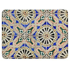 Ceramic Portugal Tiles Wall Samsung Galaxy Tab 7  P1000 Flip Case