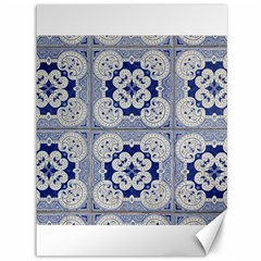 Ceramic Portugal Tiles Wall Canvas 36  X 48