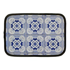 Ceramic Portugal Tiles Wall Netbook Case (medium)