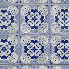 Ceramic Portugal Tiles Wall Magic Photo Cubes