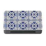 Ceramic Portugal Tiles Wall Memory Card Reader with CF Front