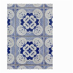 Ceramic Portugal Tiles Wall Small Garden Flag (two Sides)