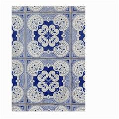 Ceramic Portugal Tiles Wall Large Garden Flag (two Sides)