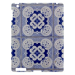 Ceramic Portugal Tiles Wall Apple Ipad 3/4 Hardshell Case