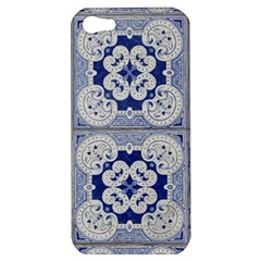 Ceramic Portugal Tiles Wall Apple Iphone 5 Hardshell Case