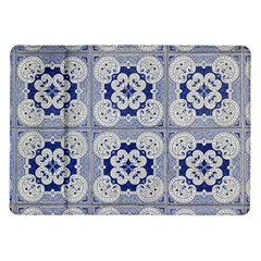 Ceramic Portugal Tiles Wall Samsung Galaxy Tab 10 1  P7500 Flip Case